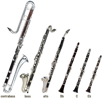 clarinetfamily