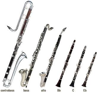 clarinetfamily